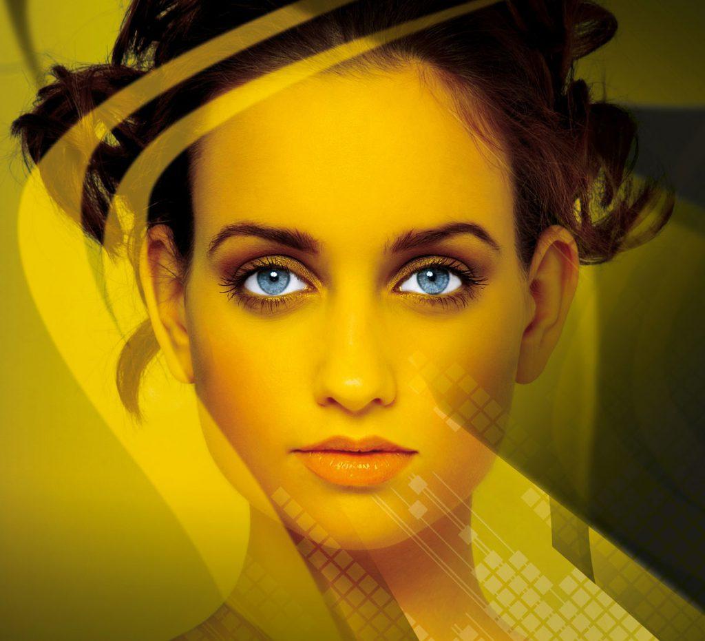 Mit Kontaktlinse DreamLens schart sehen im Schlaf