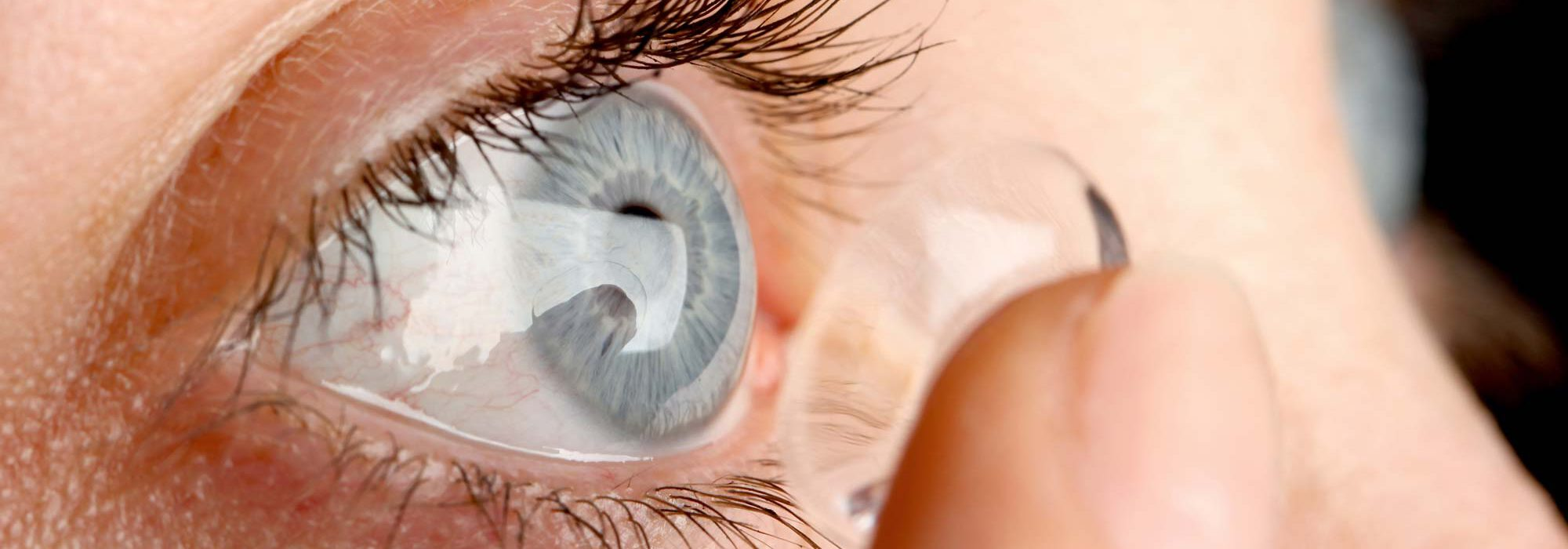 Kontaktlinsen für jede Lebenslage und ein Leben lang gibt es bei Heerhorst.