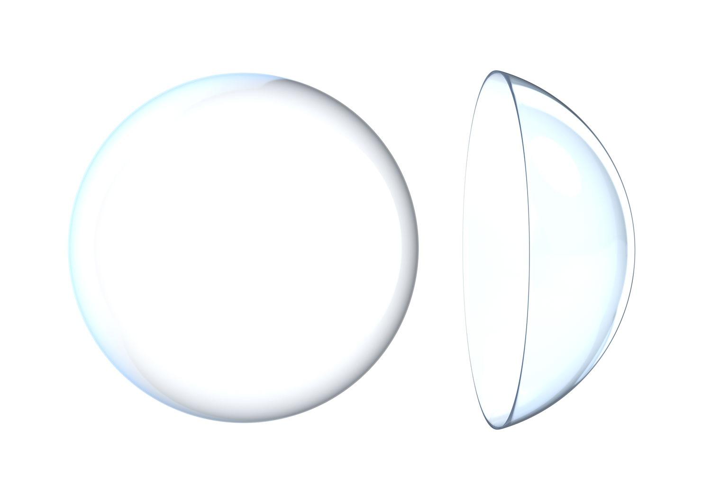 Diese Sehhilfen sind hauchdünn, aber sicher: Kontaktlinsen für weit-, kurz- und stabsichtige Menschen an.