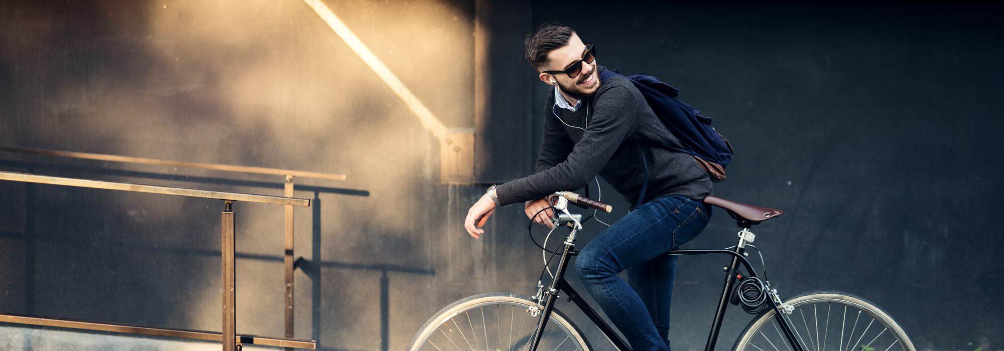 Sonnenbrillen sind Sportpartner und können mehr als UV-Schutz.
